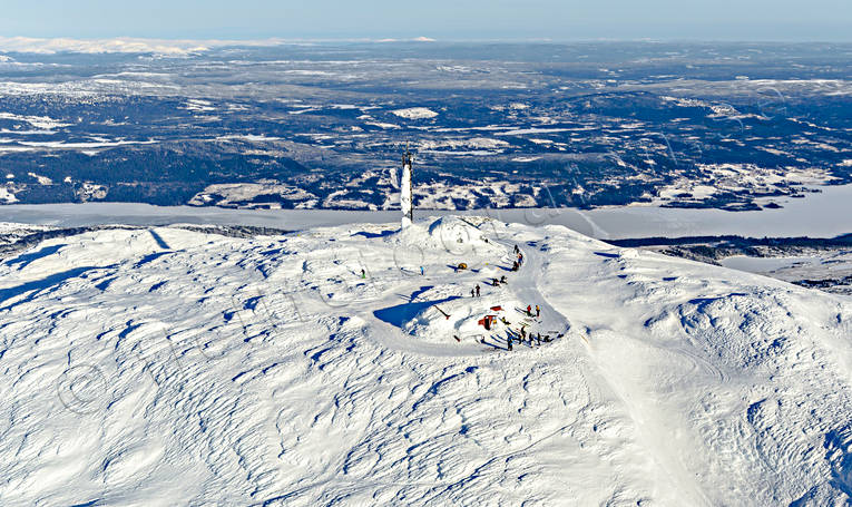 aerial photo, aerial photo, aerial photos, aerial photos, Areskutan, drone aerial, drönarfoto, Jamtland, landscapes, mountain top, top cottage, top summit, winter