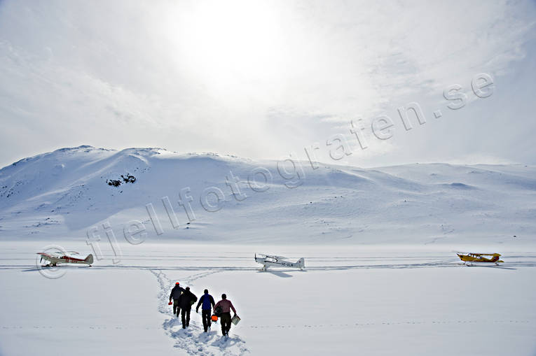 aviation, communications, Dorrsjoarna, fly, mountain flight, mountains, ski flight, sports flights, winter flying