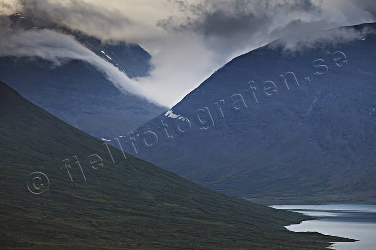 Alkavagge, alpine, landscapes, Lapland, Laponia, mountain, mountain peaks, mountains, national park, Sarek, Sarek nationalpark, Sarekfjäll, summer