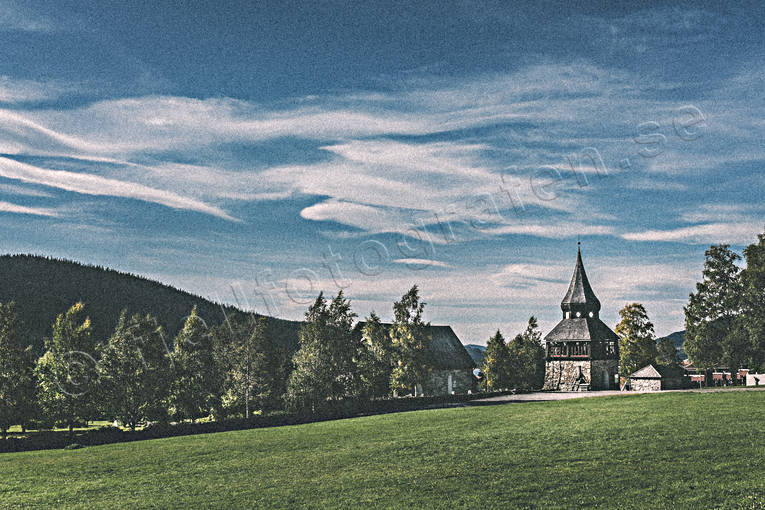 antiquity, Are, attractions, buildings, church, culture, Jamtland, samhällen, summer