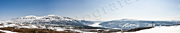 Are, Are lake, Are valley, Areskutan, Jamtland, landscapes, mountain, nature, panorama, panorama pictures, winter