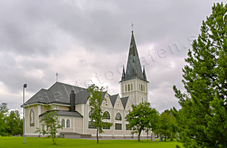 Arvidsjaur, church, church, churches, community, Lapland, samhällen