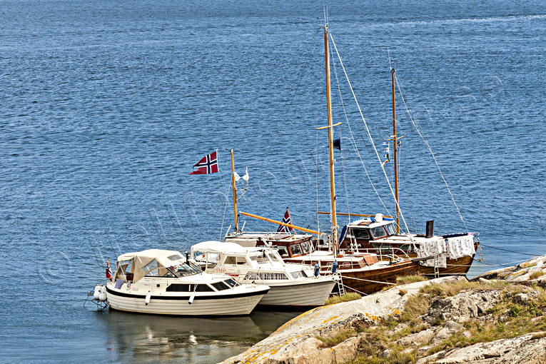 archipelago, boat, Bohuslän, lake, naturhamn, sailing-boat, sea, seasons, small boats, summer