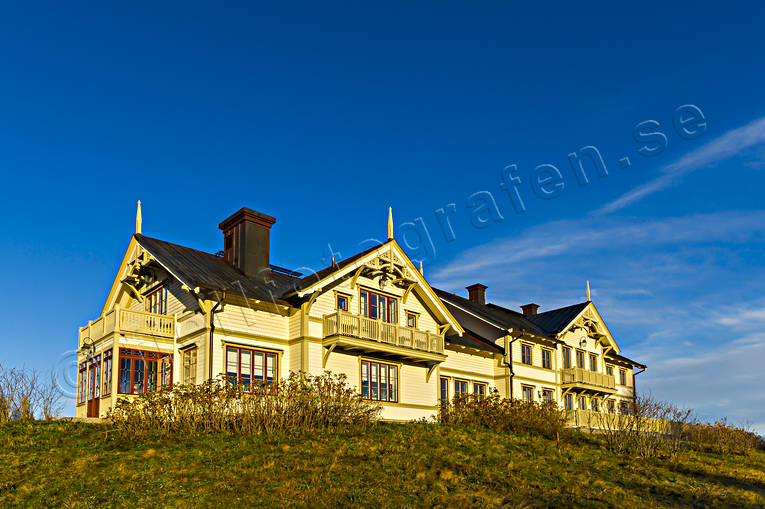 buildings, engineering projects, farms, Faviken, house, installations, Jamtland