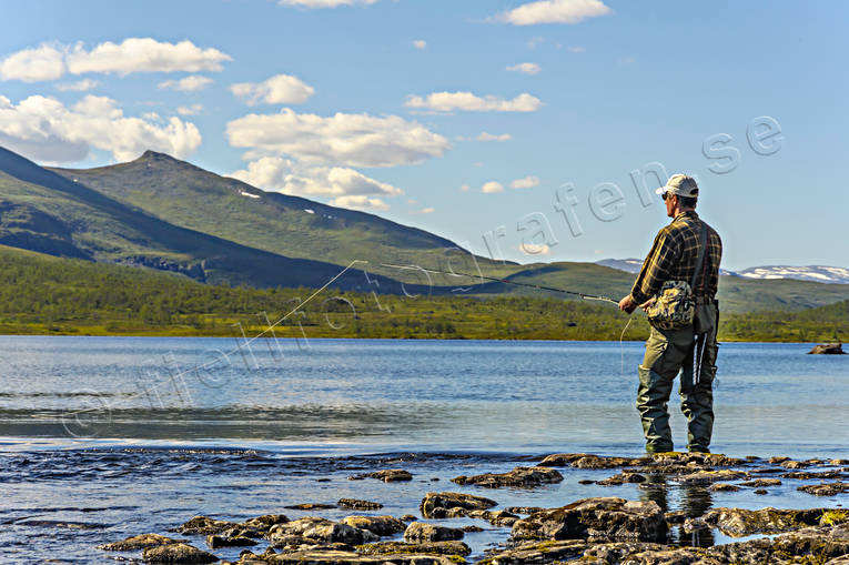 anglers, anglers, angling, drömfiske, flyfishing, Lapland, mountain fishing, summer fishing