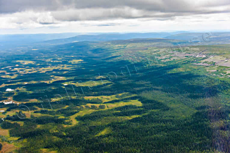 aerial photos, aerial picture, aerial pictures, Dalarna, flygbilder, Fulufjället, landscapes, mountain, mountain, summer