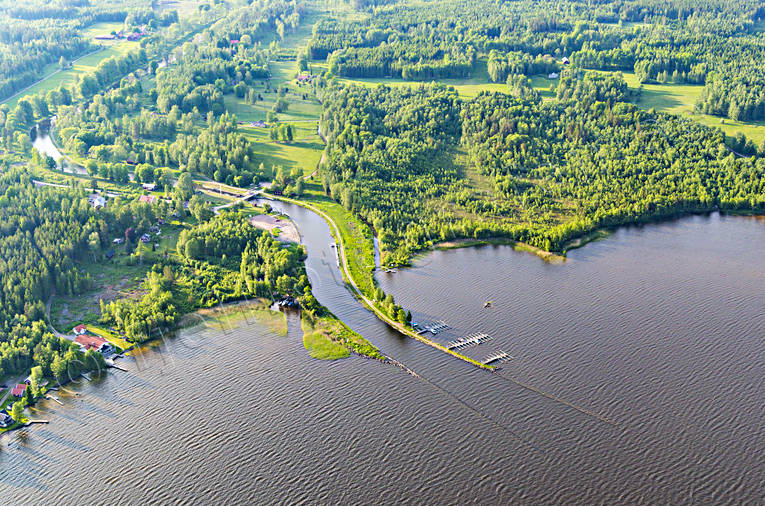 aerial photo, aerial photo, aerial photos, aerial photos, attractions, channel, communications, drone aerial, drönarfoto, Göta kanal, installations, landscapes, summer, Tåtorp, Viken, Västergötland, water