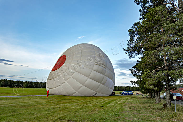 airfield, aviation, ballong, communications, fly, luftballong, Optand, start, varmluftsballong
