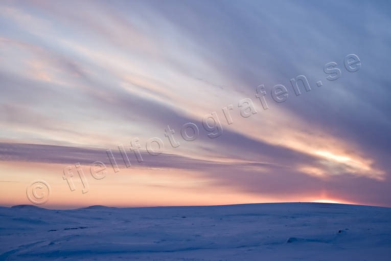 landscapes, Lapland, season, seasons, winter