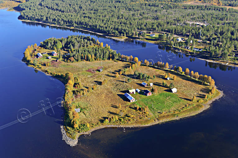 aerial photo, aerial photo, aerial photos, aerial photos, autumn, drone aerial, drönarfoto, farms, landscapes, North Bothnia