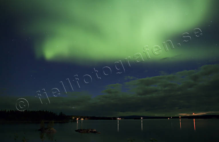 nature, northern lights, polar lights, polar night, sky, winter