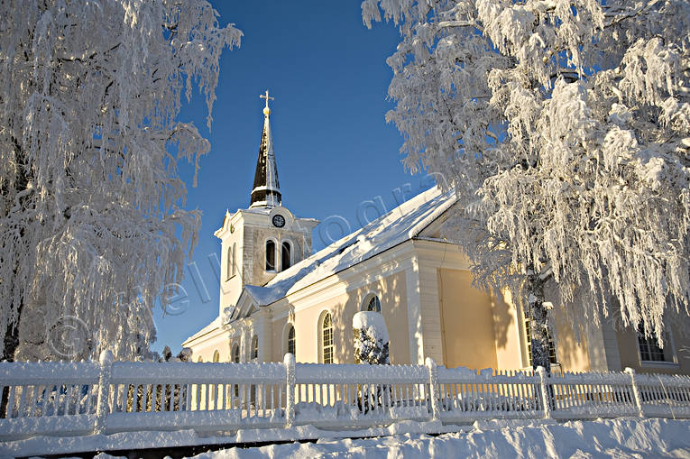 ambience, ambience pictures, atmosphere, buildings, christmas ambience, church, churches, cold, cold, frosty, Jamtland, Revsund, Revsunds, season, seasons, snow, winter