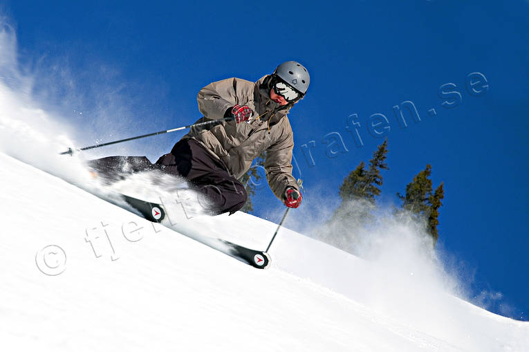 alpine, blue, down-hill running, playtime, precipice  steep, skier, skies, skiing, sky, sport, winter