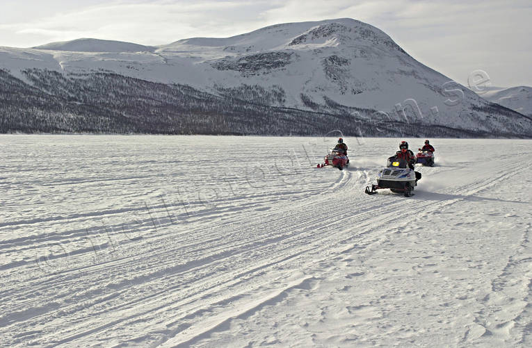 communication, motor sports, mountain, scooters, snow scooters, snowmobile, snowmobile, Vindel mountains, winter, äventyr