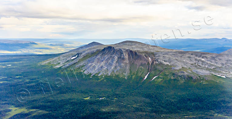aerial photo, aerial pictures, drone aerial, Herjedalen, landscapes, mountain, mountain pictures, Nyvallen, Sonfjället, summer