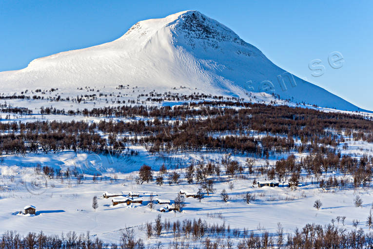 aerial photo, aerial pictures, Bruksvallarna, drone aerial, Herjedalen, landscapes, Mittaklappen, mountain top, Storkläppvallen, Swedish Mountains, winter