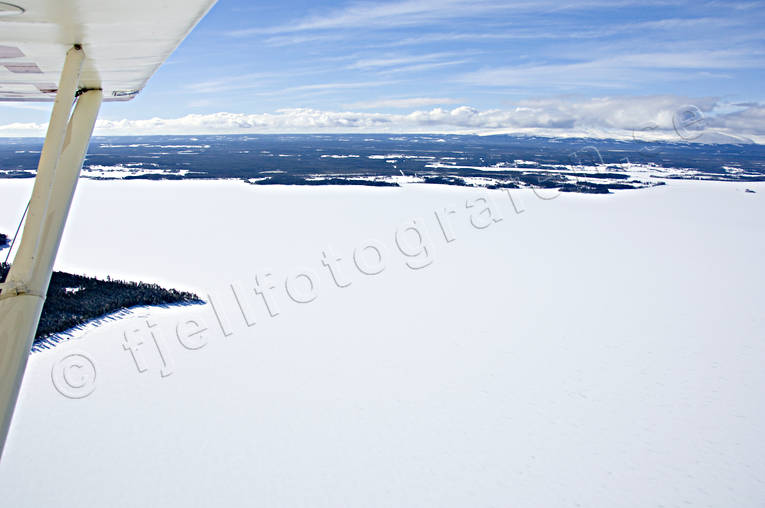 aerial photo, aerial photo, aerial photos, aerial photos, drone aerial, drönarfoto, Great Lake, ice, isbelagd, Jamtland, lake, landscapes, Sjorsjöflaket, winter