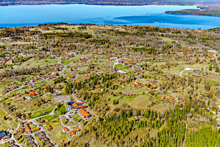 aerial photos, aerial picture, aerial pictures, Dalarna, Dalecarlia, flygbilder, hotell, konferenshotell, Quality Hotel, samhällen, spring, Tällberg