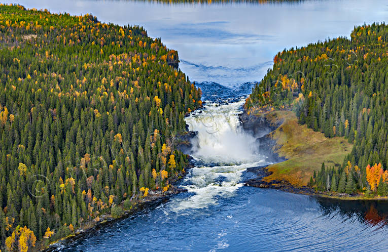 aerial photo, aerial photo, aerial photos, aerial photos, are river, attraction, attractions, drone aerial, drönarfoto, fall, Indal river, Jamtland, landscapes, stream, tannforsen, tourism, tourist goal, vatten, water fall