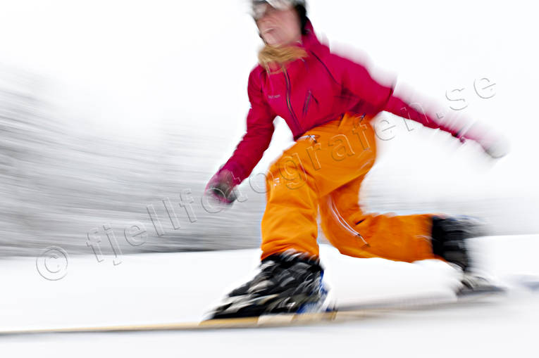 down-hill running, playtime, skiing, sport, telemark, winter, äventyr