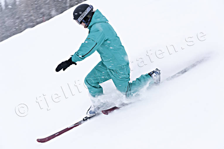 deep snow, down-hill running, fresh snow, playtime, skies, skiing, snow, sport, telemark, winter