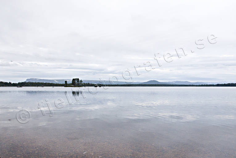 inland lake, lake, landscapes, Lapland, Munkajaure, summer, wilderness