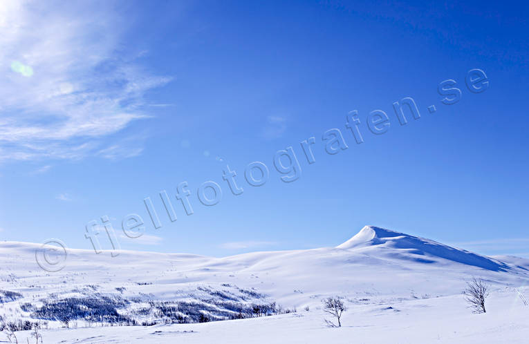 Gaisare, landscapes, Lapland, mountain, season, seasons, snow, vita vidder, winter, winter mountains