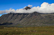 alpine, landscapes, Lapland, Laponia, mountain, mountain peaks, mountain top, mountains, Sarek, Sarek nationalpark, Sarekfj�ll, summer, �hpar, �par