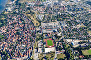 aerial photo, aerial pictures, drone aerial, flygfoton, Other Sweden, städer, summer, Visby