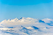 aerial photos, aerial picture, aerial pictures, Akka, Akka massif, flygbilder, landscapes, Lapland, mountain, mountain range, Skalariehppe, winter