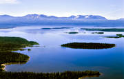 aerial photo, aerial photo, aerial photos, aerial photos, ambience, ambience pictures, Ann lake, atmosphere, blue, dead calm, drone aerial, drönarfoto, islands, islands, Jamtland, landscapes, mountain, mountain lake, mountain pictures, season, seasons, Snasa Mountains, spegelbland, summer, vildmarksstämning
