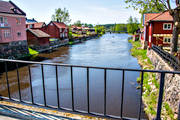 antiquity, Arboga, Arbogaån, bridge, culture, engineering projects, Kapellbron, Kapellgatan, stenläggning, städer, Västmanland