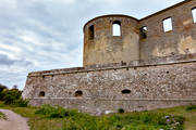 Borgholm, Borgholms, castle ruin, engineering projects, installations, oland, ruin, summer