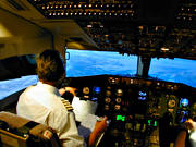 airline captain, aviation, Boeing, captain, cockpit, cockpit, commercial, communications, fly