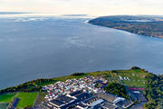 aerial photo, attractions, drone aerial, Elmia, fair, fair ground, Jönköping, Småland, städer, summer