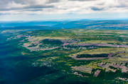 aerial photo, aerial pictures, Dalarna, drone aerial, Fulufjället, landscapes, mountain, mountain, summer