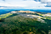 aerial photo, drone aerial, fjällbilder, Gråsidan, Herjedalen, landscapes, mountain, Sonfjället, summer, swedish mountains