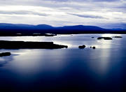 aerial photo, aerial pictures, blue, canvastavla, Drommen, drone aerial, evening, fototavla, Great Lake, Jamtland, landscapes, Oviksfjallen, summer, tavla, Utöarna, Verkon, Western mountain
