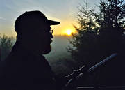 ambience, ambience pictures, atmosphere, dawn, fog, fox hunting, general hunting, hunter, hunting, jaktpass, morning, passage, shooters