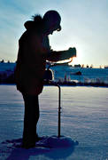 angling, fishing, Great Lake, ice drill, ice fishing, ice fishing, perch, perch fishing, winter fishing