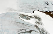 aerial photo, ascendence, drone aerial, glacier, glaciäris, ice, Kebnekaise, landscapes, Lapland, mount, mountaineer, summer, swedish mountains, tippglaciär, wanderer, footer
