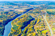 aerial photo, aerial pictures, attractions, autumn, drone aerial, Döda Fallet, fallet, Indal river, Jamtland, kill, landscapes, Vildhussen
