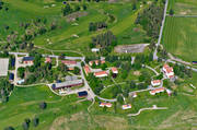 aerial photos, aerial picture, aerial pictures, farms, flygbilder, Medelpad, summer