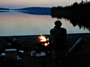 angling, angling, casting rod coarse fishing, fishing, midnight, night fishing