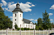 buildings, church, church, churches, community, Herjedalen, samhällen, Sveg