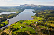 aerial photos, aerial picture, aerial pictures, Areskutan, flygbilder, Jamtland, landscapes, summer