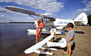 aviation, communications, fly, model aeroplane, seaplane, seaplane, Super Cub