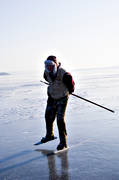 cold, cold, Great Lake, ice pick, ices, long-distance skating, long-distance trip, natural ice, skate, skater, skating, skating-ice, wild-life, winter, äventyr