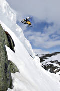 free-skating, jump, jumping, motor sports, mountain, scooter, scooters, snow, snow scooters, snowmobile, snowmobile, winter, äventyr