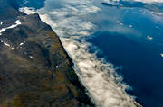 aerial photos, aerial picture, aerial pictures, flygbilder, Great Lakes waterfalls, landscapes, Lapland, summer, Suorva, Suorvajaure, Vietas